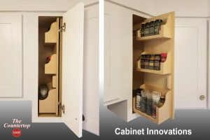 Pull-Out Cabinet
